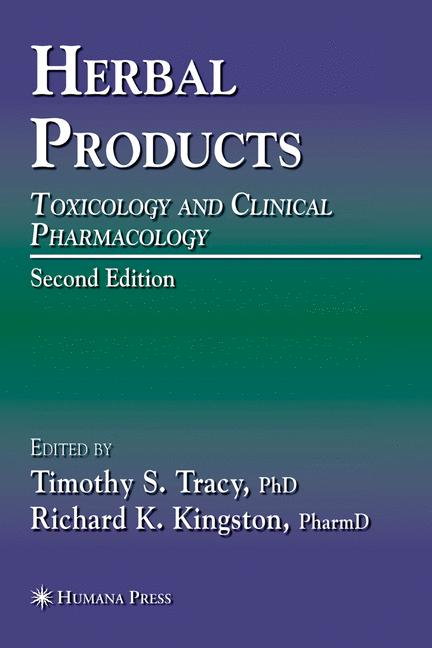 Cover of 'Herbal Products'