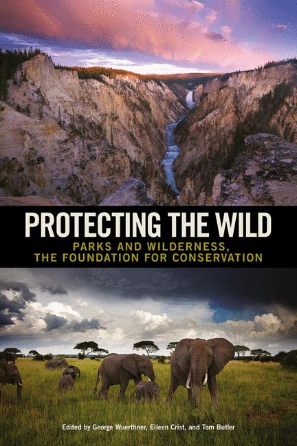 Cover of 'Protecting the Wild'