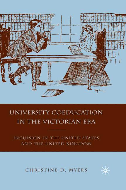 Cover of 'University Coeducation in the Victorian Era'