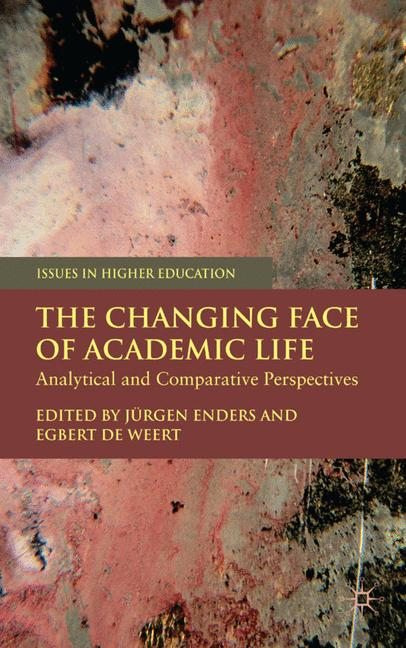 Cover of 'The Changing Face of Academic Life'