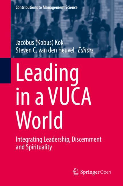 Cover of 'Leading in a VUCA World'