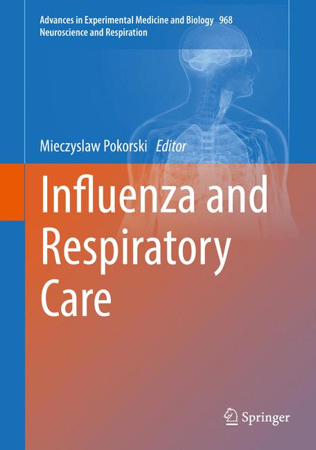Cover of 'Influenza and Respiratory Care'