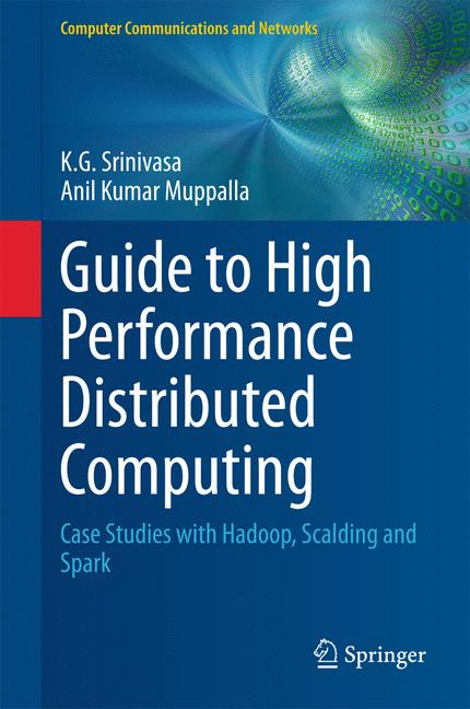 Cover of 'Guide to High Performance Distributed Computing'