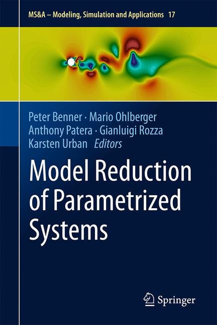 Cover of 'Model Reduction of Parametrized Systems'