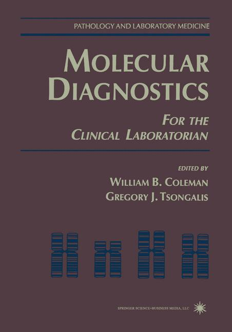 Cover of 'Molecular Diagnostics'