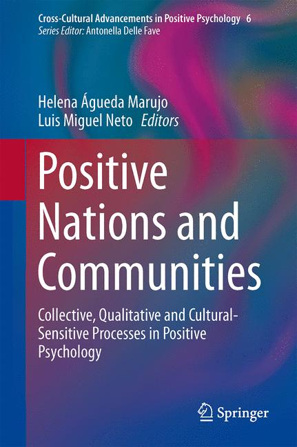 Cover of 'Positive Nations and Communities'