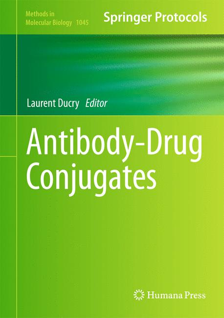 Cover of 'Antibody-Drug Conjugates'