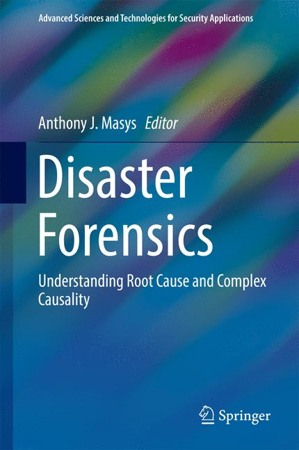 Cover of 'Disaster Forensics'