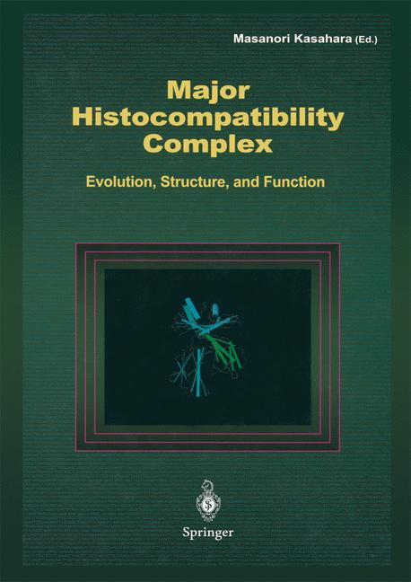 Cover of 'Major Histocompatibility Complex'