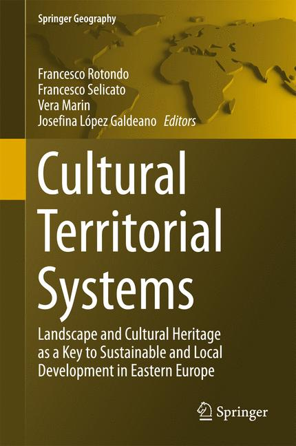 Cover of 'Cultural Territorial Systems'