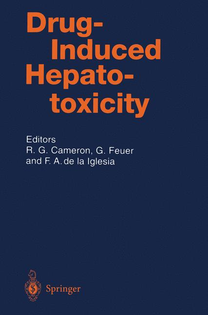 Cover of 'Drug-Induced Hepatotoxicity'