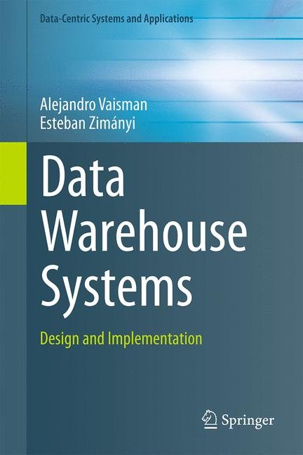 Cover of 'Data Warehouse Systems'