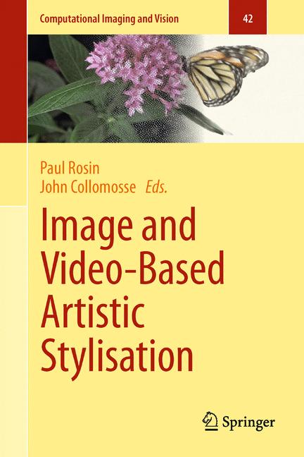 Cover of 'Image and Video-Based Artistic Stylisation'