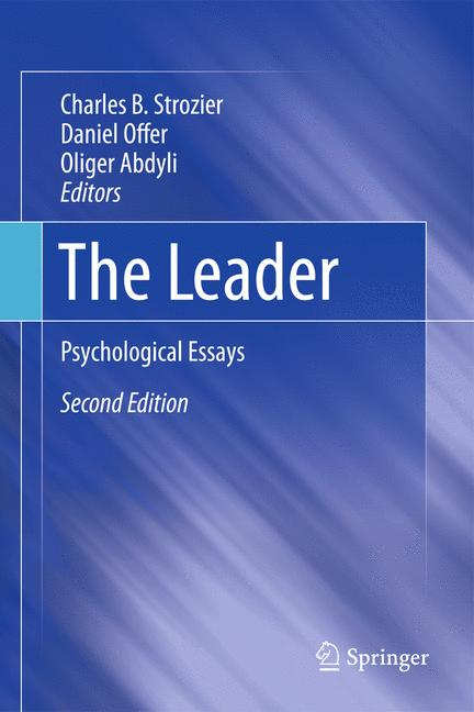 Cover of 'The Leader'
