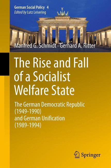 Cover of 'The Rise and Fall of a Socialist Welfare State'