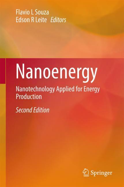 Cover of 'Nanoenergy'