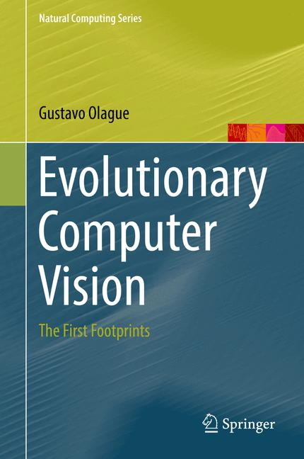 Cover of 'Evolutionary Computer Vision'