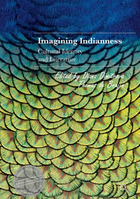 Cover of 'Imagining Indianness'
