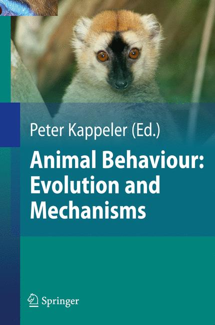 Cover of 'Animal behaviour'