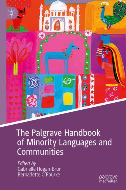 Cover of 'The Palgrave Handbook of Minority Languages and Communities'