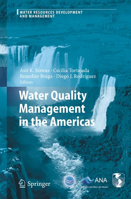 Cover of 'Water Quality Management in the Americas'