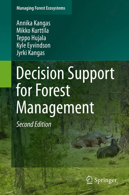 Cover of 'Decision Support for Forest Management'