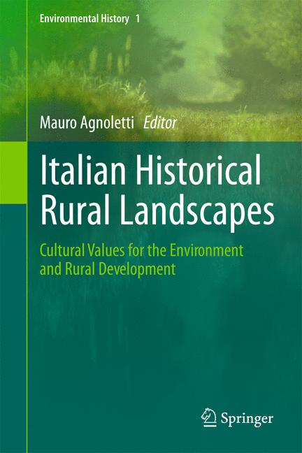 Cover of 'Italian Historical Rural Landscapes'