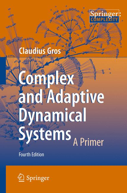Cover of 'Complex and Adaptive Dynamical Systems'