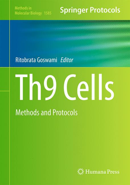 Cover of 'Th9 Cells'