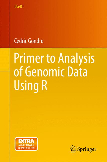 Cover of 'Primer to Analysis of Genomic Data Using R'