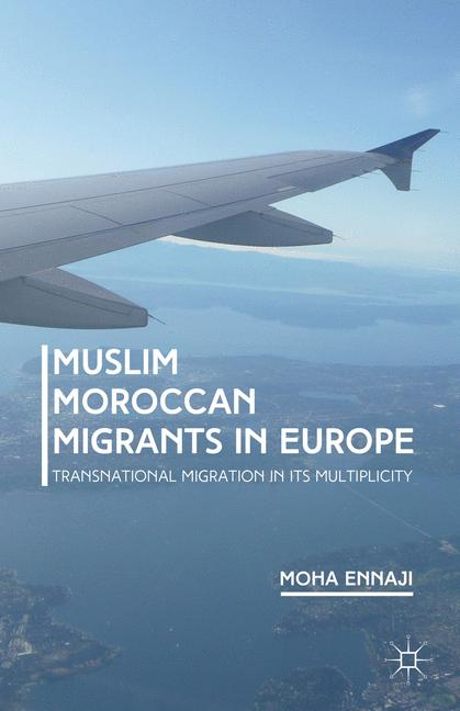 Cover of 'Muslim Moroccan Migrants in Europe'
