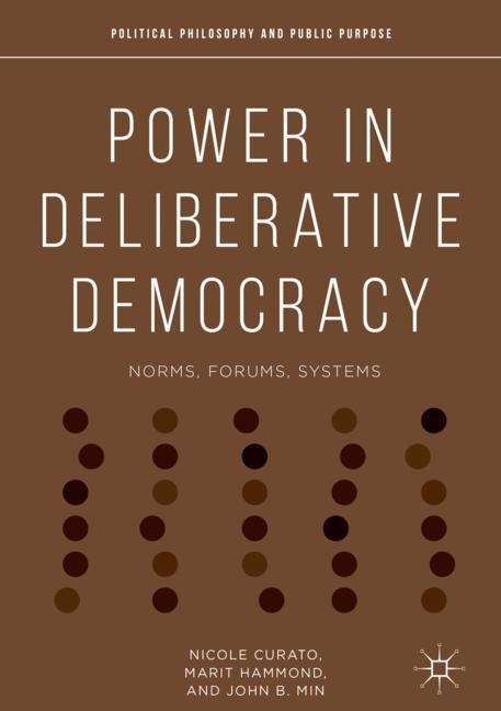 Cover of 'Power in Deliberative Democracy'