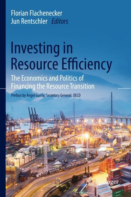 Cover of 'Investing in Resource Efficiency'