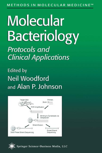 Cover of 'Molecular Bacteriology'