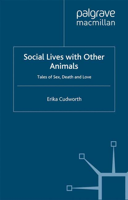 Cover of 'Social Lives with Other Animals'
