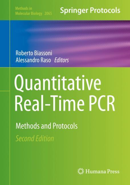 Cover of 'Quantitative Real-Time PCR'