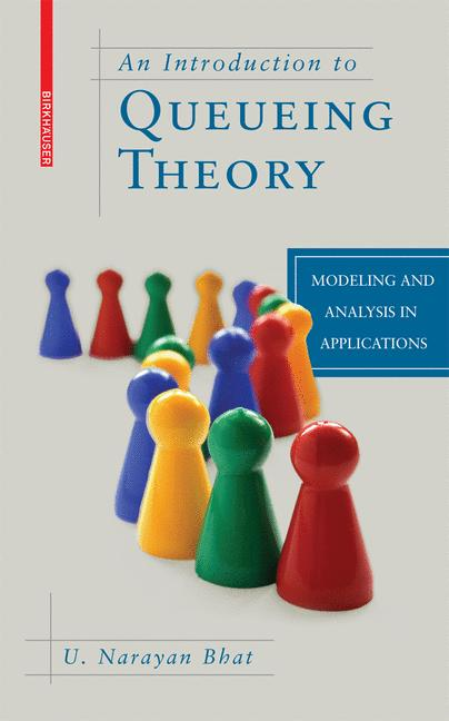 Cover of 'An Introduction to Queueing Theory'