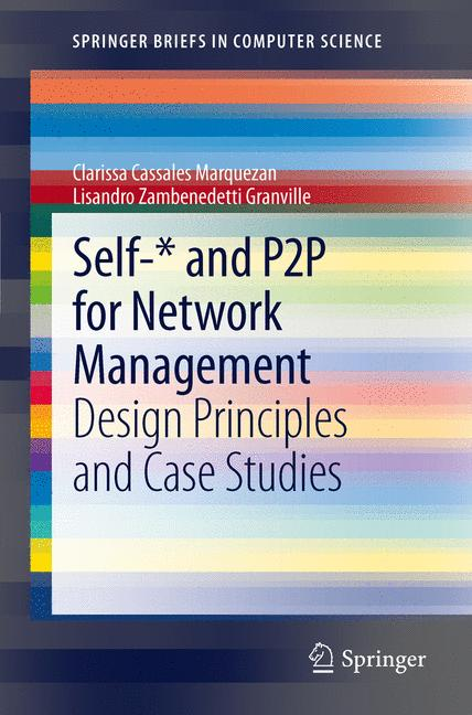 Cover of 'Self-* and P2P for Network Management'