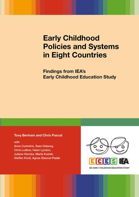 Cover of 'Early Childhood Policies and Systems in Eight Countries'