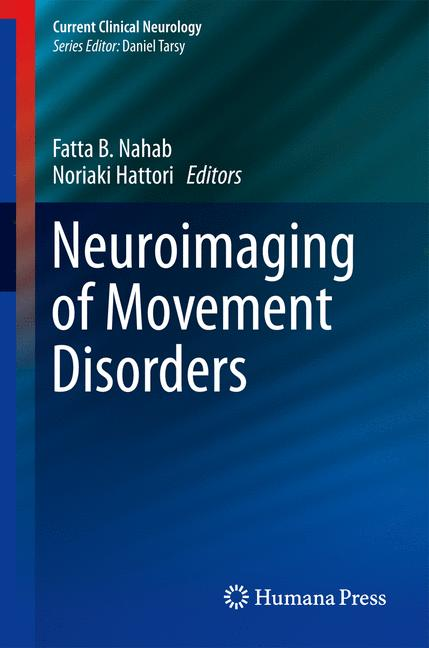 Cover of 'Neuroimaging of Movement Disorders'