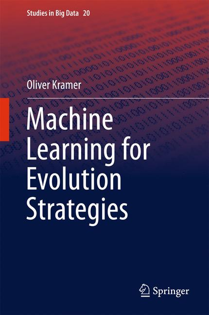 Cover of 'Machine Learning in Evolution Strategies'