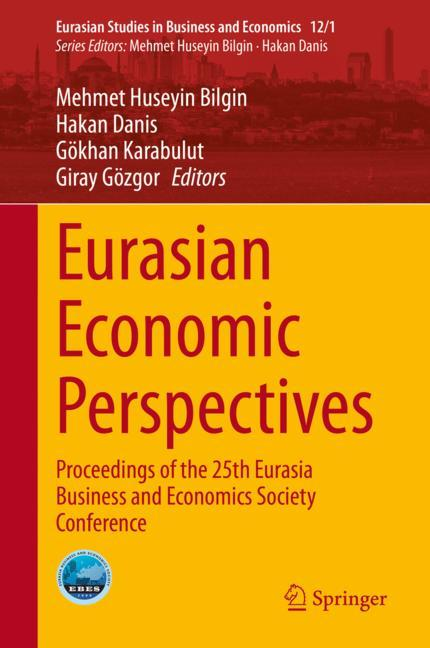 Cover of 'Eurasian Economic Perspectives'