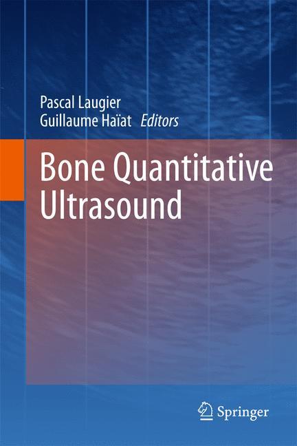 Cover of 'Bone Quantitative Ultrasound'
