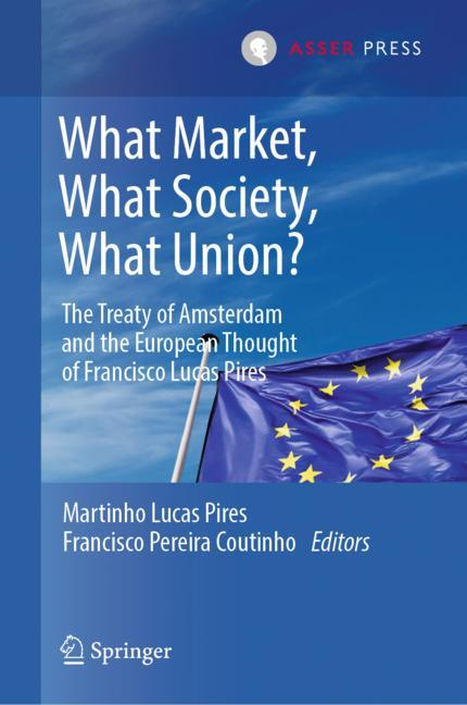 Cover of 'What Market, What Society, What Union?'