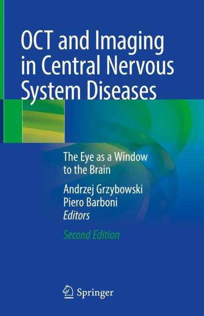 Cover of 'OCT and Imaging in Central Nervous System Diseases'