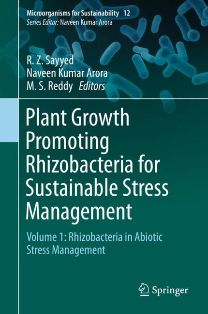 Cover of 'Plant Growth Promoting Rhizobacteria for Sustainable Stress Management'