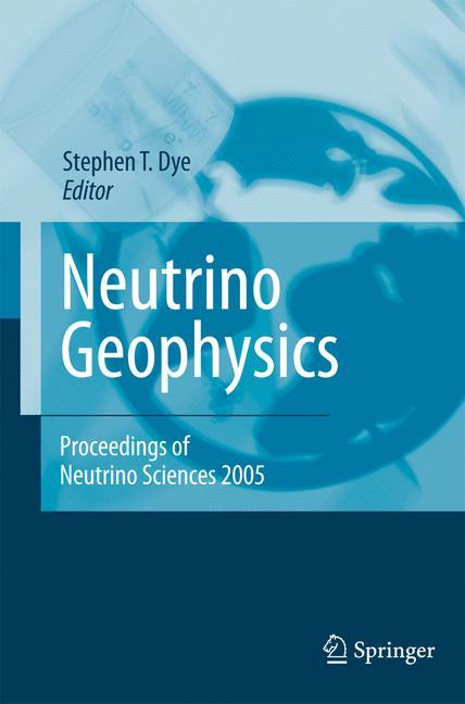 Cover of 'Neutrino Geophysics: Proceedings of Neutrino Sciences 2005'