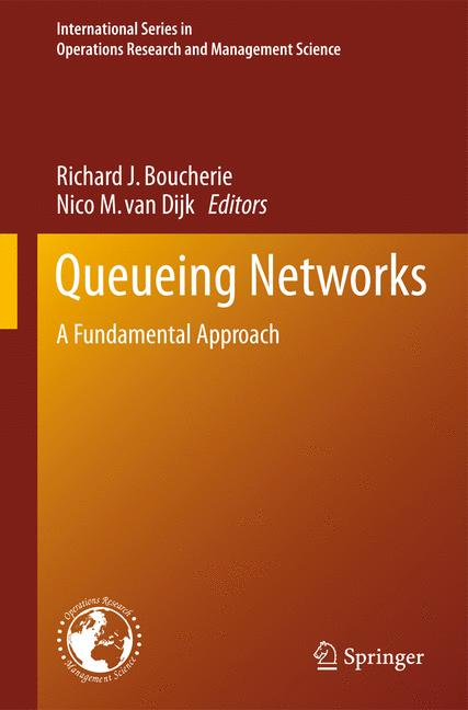 Cover of 'Queueing Networks'