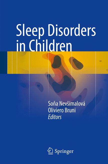 Cover of 'Sleep Disorders in Children'