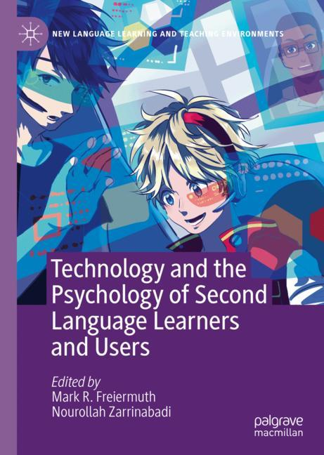 Cover of 'Technology and the Psychology of Second Language Learners and Users'